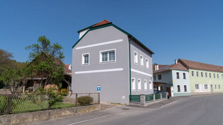 Einfamilienhaus Bergern