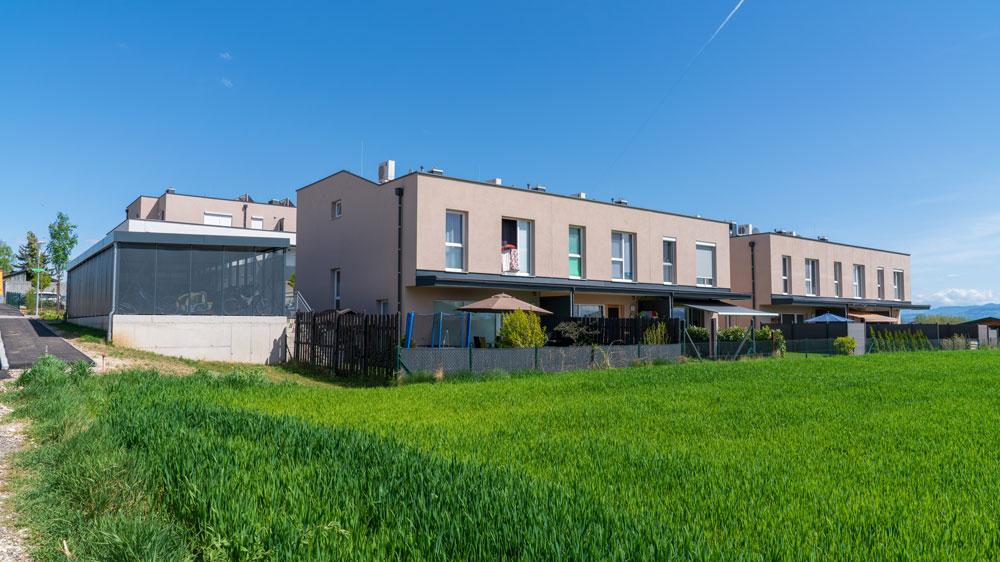 Foto Wohnhausanlage Museumsstrasse